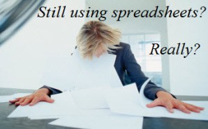 Stop using spreadsheets to manage your TDP