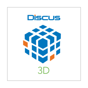 DISCUS 3D Software Graphic