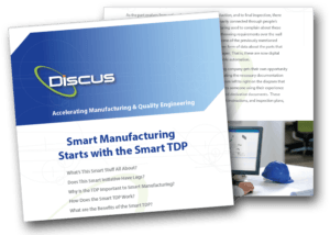 Smart TDP White Paper Graphic from DISCUS Software